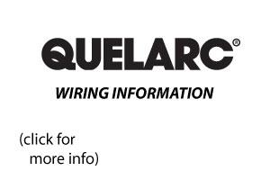 QUELARC WIRING INFORMATION