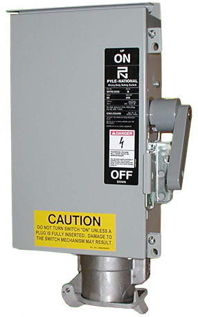 PYLE NATIONAL WFRS6036 Safety Switch