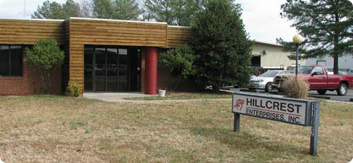 HILLCREST LOCATION PHOTO